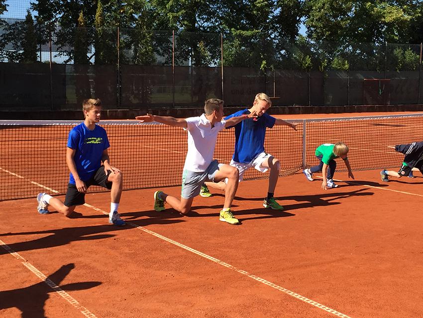 Tenniscamp 2015