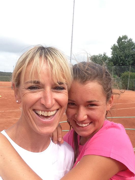 Tenniscamp 2013