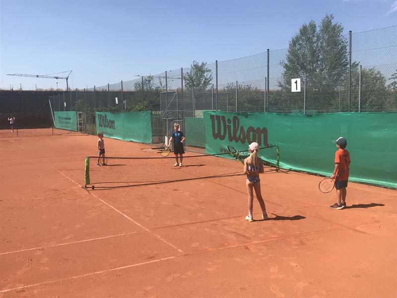 Tenniscamp 2019
